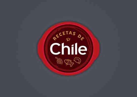 Logo for Recetas de Chile