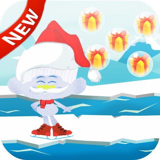 Logo for Troll Noel - Christmas