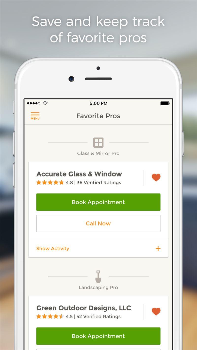 Homeadvisor Multiplatform App Mobile App The Best Mobile App Awards