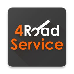 Logo for 4 Road Service - Mobile Repair service locator