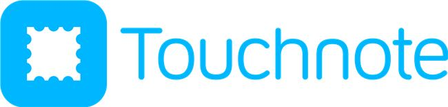 Logo for Touchnote