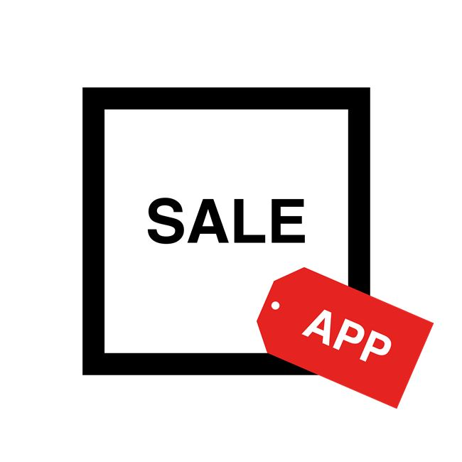 Logo for Saleapp