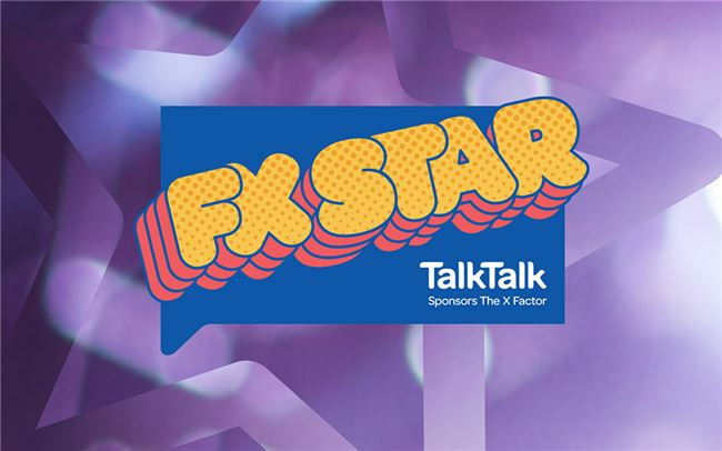 Logo for FX Star by TalkTalk