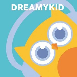 Logo for DreamyKid Meditation For Kids