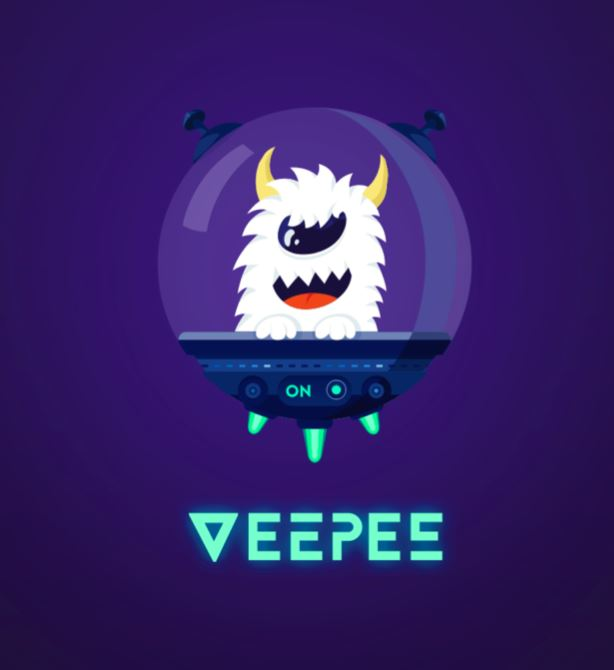 Logo for VeePee