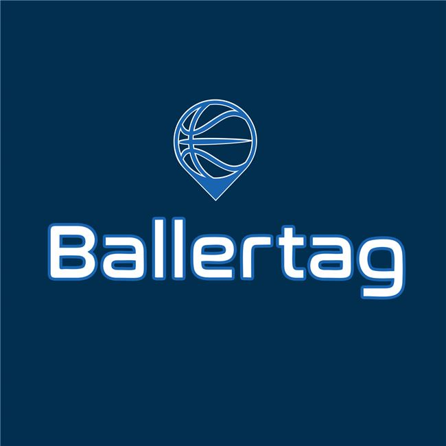 Logo for Ballertag - Pickup Basketball