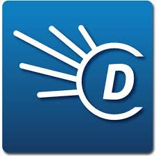 Logo for Dictionary.com
