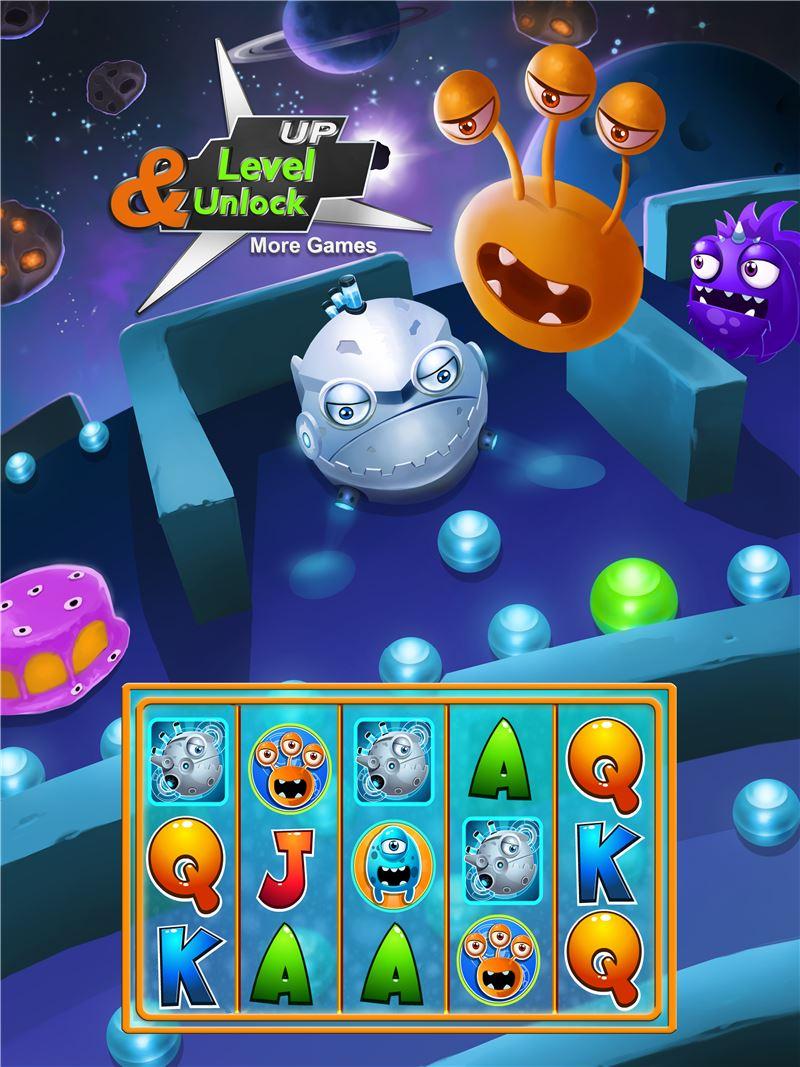 Slot Mobile App