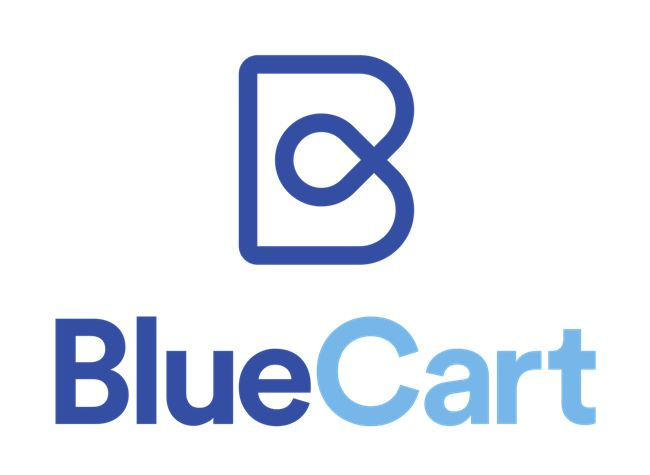 Logo for BlueCart