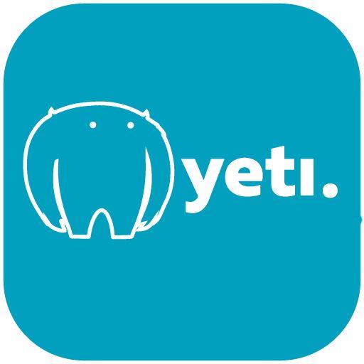 Logo for Yeti