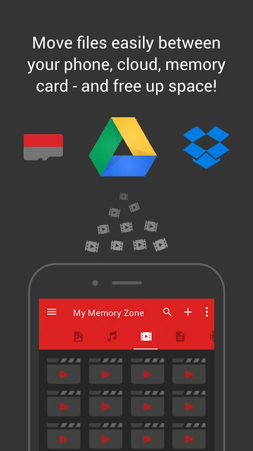 Logo for SanDisk® Memory Zone 3.0