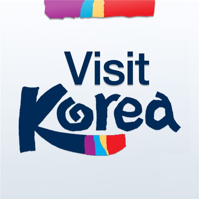 Logo for Visit Korea : Official Guide