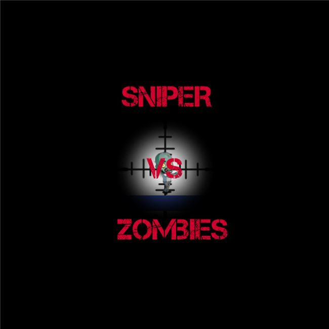 Logo for Sniper vs Zombies