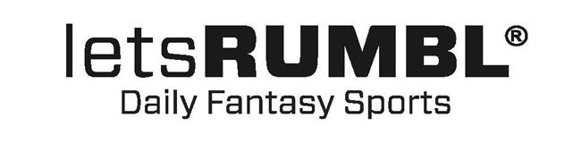 Logo for letsRUMBL Daily Fantasy Sports by Synkt Games