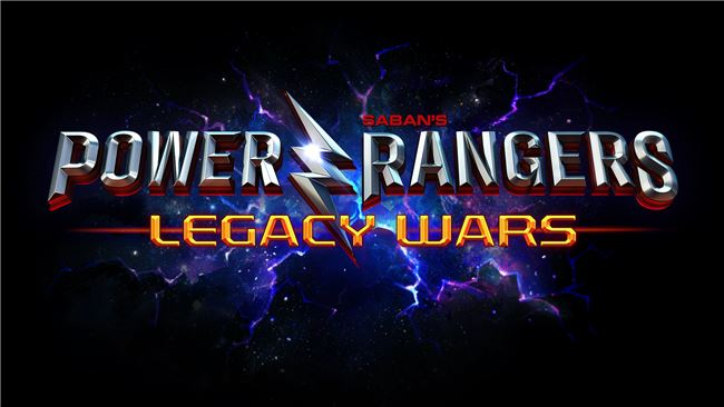 Logo for Power Rangers: Legacy Wars