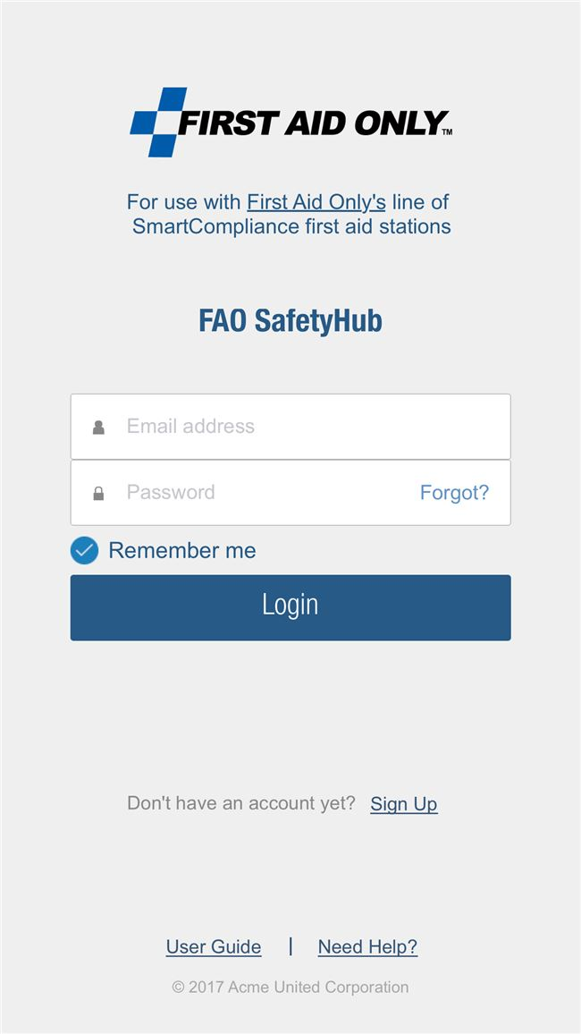 Logo for FAO SafetyHub