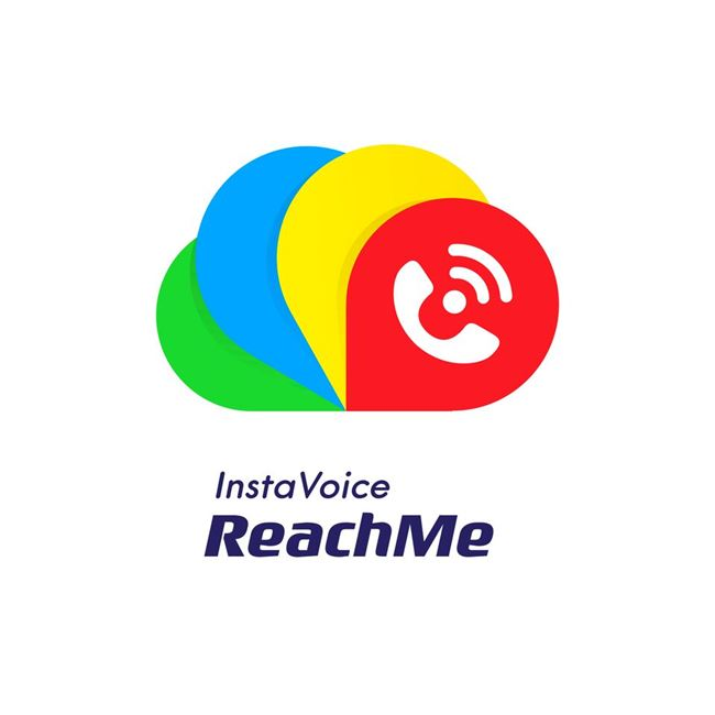 Logo for InstaVoice ReachMe