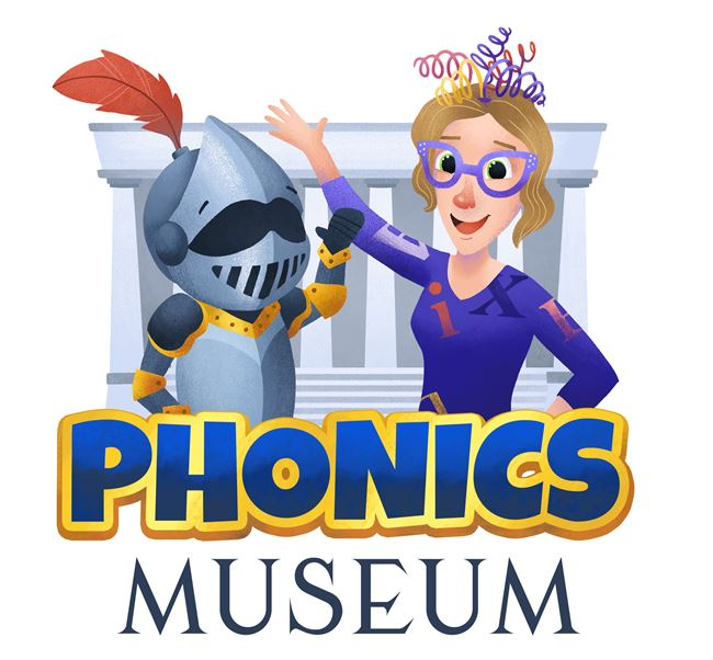 Logo for Phonics Museum