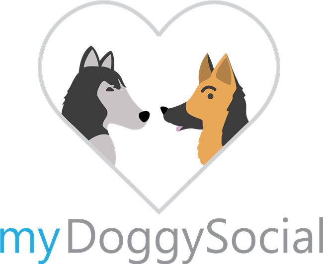 Logo for myDoggySocial