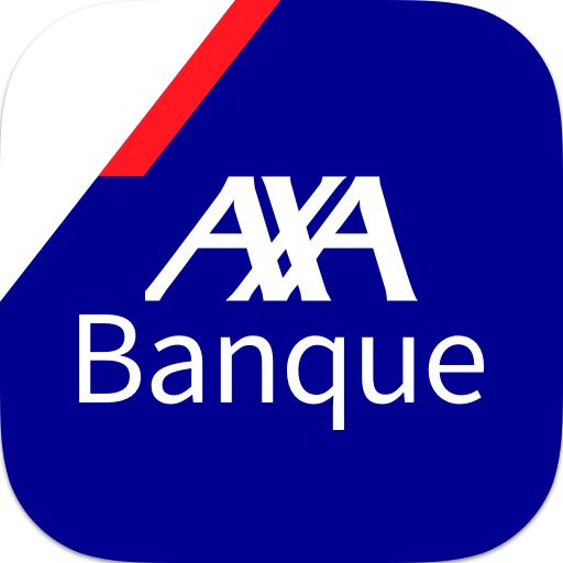 Logo for AXA Banque