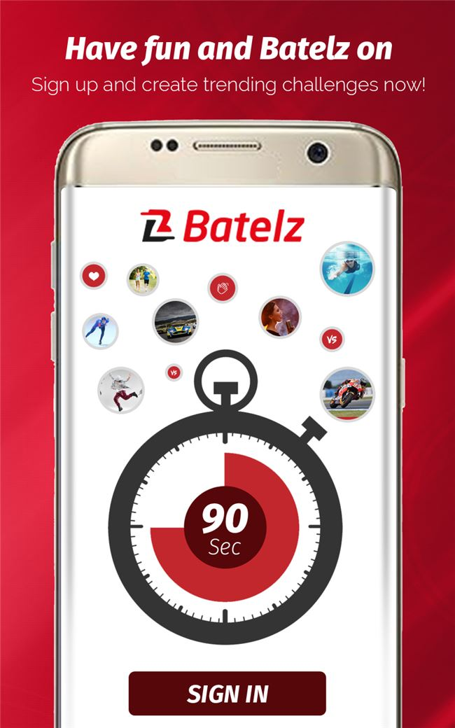 Logo for Batelz