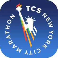 Logo for TCS NYC Marathon App