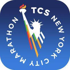 Logo for TCS NYC Marathon App