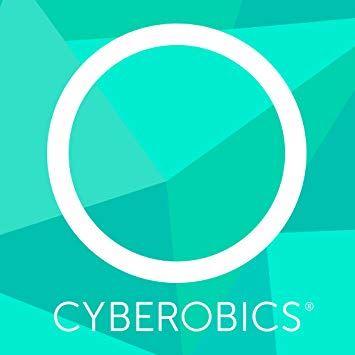 Logo for CYBEROBICS