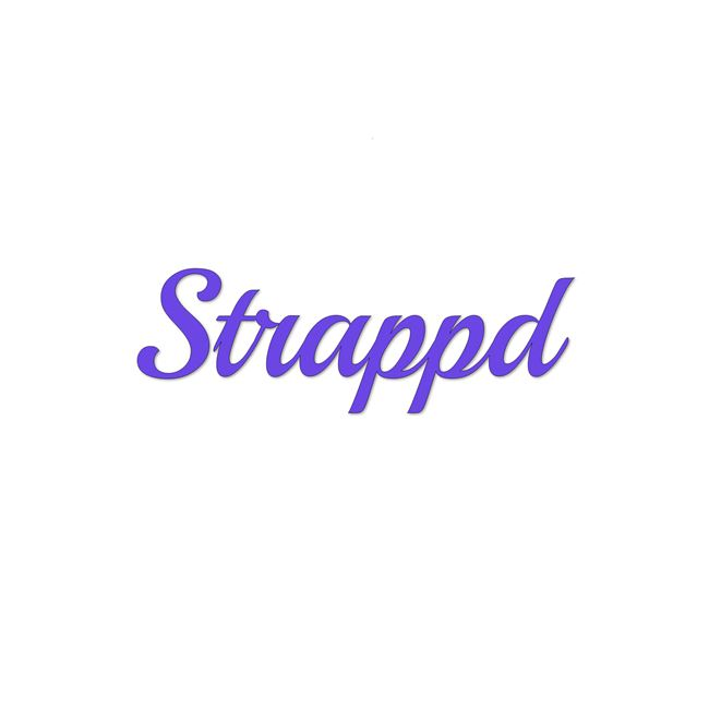 Logo for Strappd