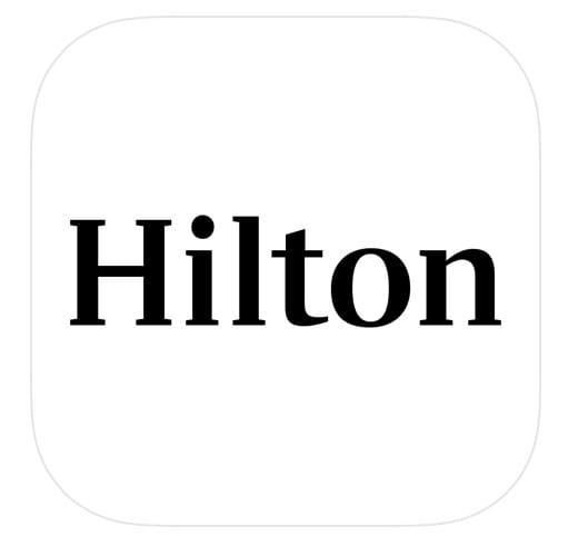 Logo for Hilton Honors App