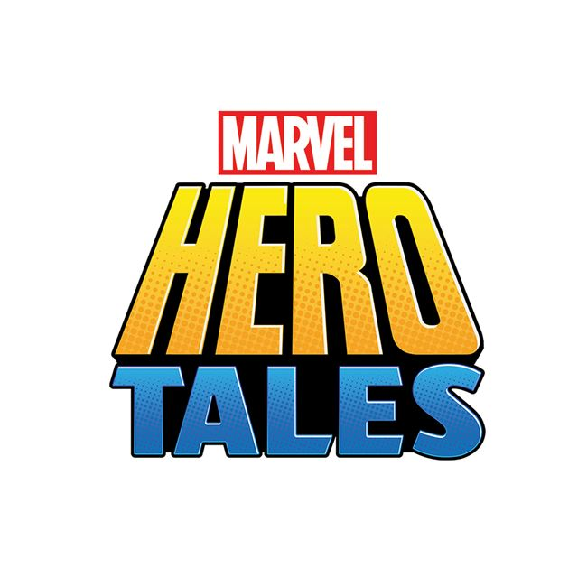 Logo for Marvel Hero Tales