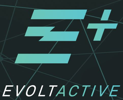 Logo for Evolt Active