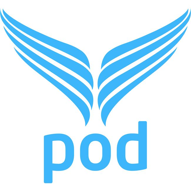 Logo for Pod (Pod Network)
