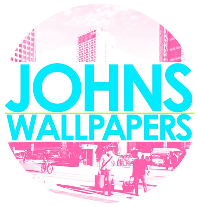 Logo for JohnsWallpapers