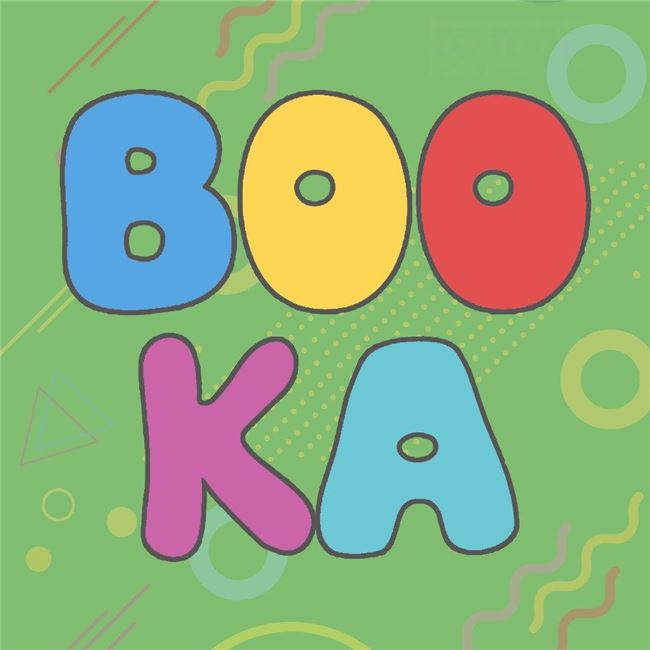 Logo for Booka