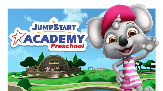 Logo for JumpStart Academy Preschool