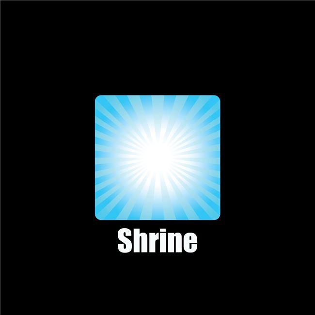 Logo for Shrine - Book Of Heaven