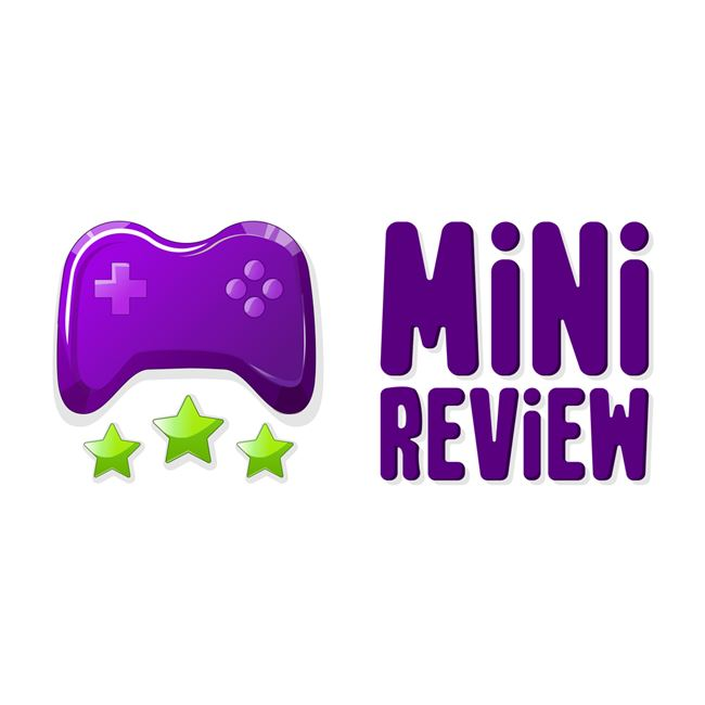 Logo for MiniReview - Android Game Reviews & Gameplay