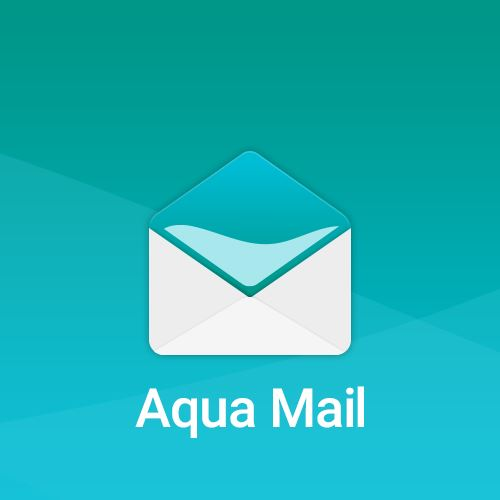 Logo for Aqua Mail
