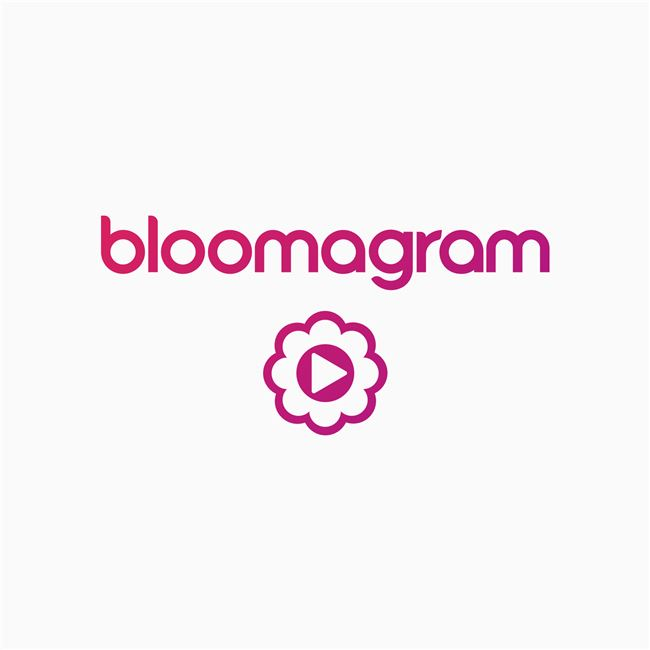 Logo for Bloomagram