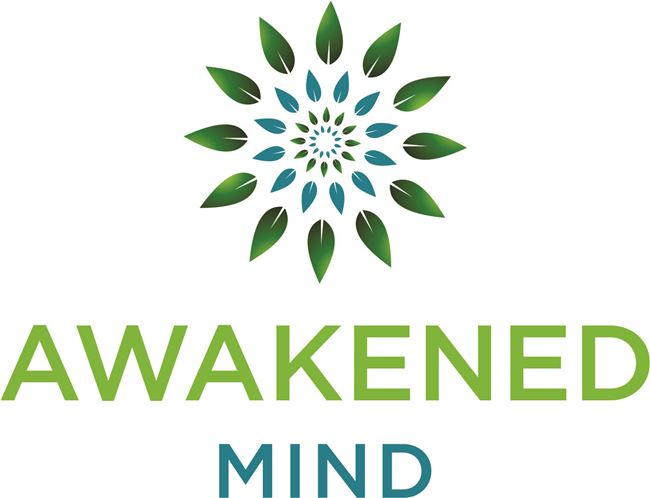Logo for Awakened Mind