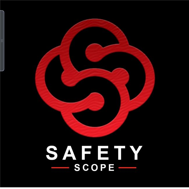 Logo for SafetyScope App