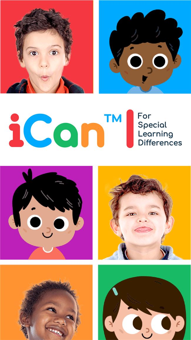 Logo for iCan | Special Educational Fun