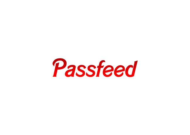 Logo for Passfeed