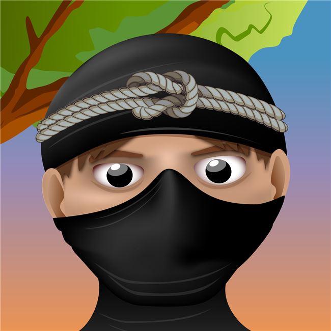 Logo for Knot Ninja