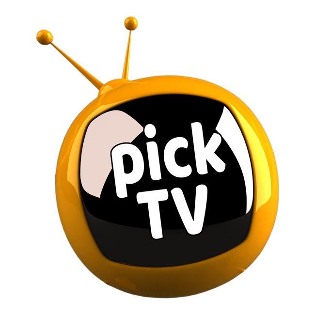 Logo for Pick TV