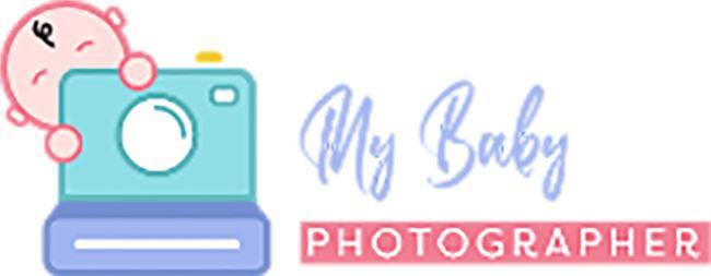 Logo for My Baby Photographer Design