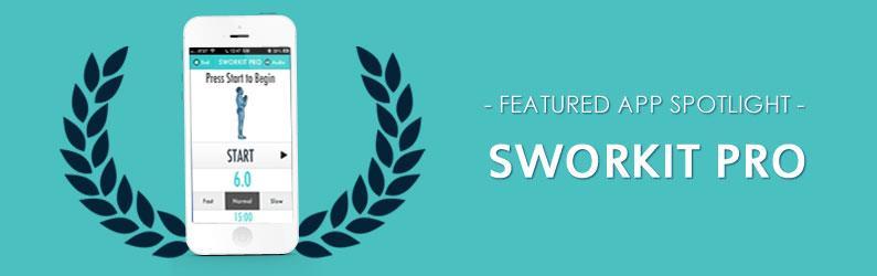 App Spotlight: Sworkit Pro