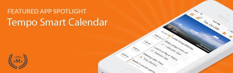 App Spotlight: Tempo Smart Calendar