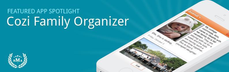 App Spotlight: Cozi Family Organizer